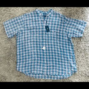 Polo Ralph Lauren 4XLT casual button down